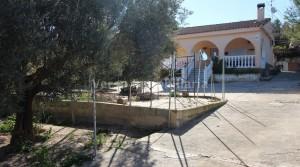 Chalet en zona de Godelleta