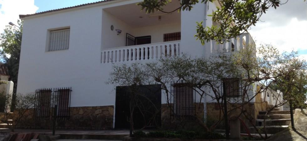 Chalet en la zona de El Bellotero